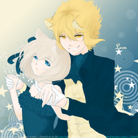 CH: Eleonore and Leon Winter Ball Attendance by Fleeting-Truth