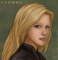 Evonne - Profile Image by HaloGhost