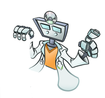 Dr. Robot by M-S-S