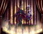 Commission-Bedivere The Magician by Ai-Don