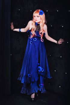 Sheryl Nome: Come closer by lucien-fleurier