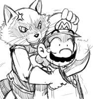 You'll make a nice Mario Suit... by ss2sonic