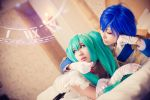 Cendrillon_Vocaloid_12O'clock by smallw