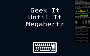 Geek It Until... by exarobibliologist
