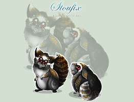 Stoufix for Gothicat World by calie-coco
