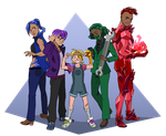 The Crystals by iesnoth