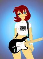 I love Rock Band by Cinn-Ransome