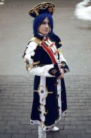 Trinity Blood_Radu by Faeryx13