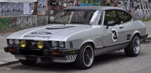 Ford Capri Custom 1 by cmdpirxII