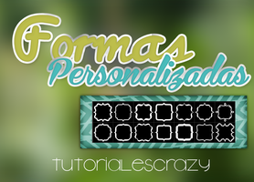 Pack de formas by tutorialescrazy by tutorialescrazy