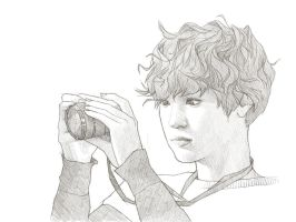 ChanYeol by polotentse