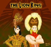Thor the Lion King Musical by keeroking