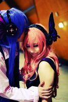 Vocaloid: Chaotically by meginatree