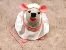 Marilyn Monroe Mouse by The-House-of-Mouse
