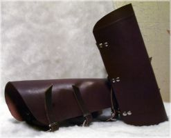 LARP Bracers by Meow-chi