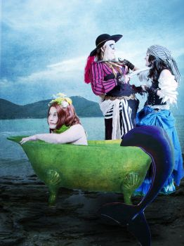 where to keep a mermaid by MistyLake