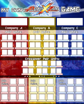 My own Project X Zone Game Template by Doctorworm1987