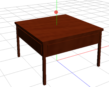 Furniture on west side mmd deviantart for Table th fixed