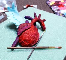 Animatable Heart by superayaa