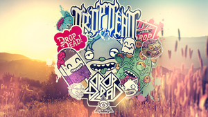 Drop dead wallpaper by NewX4