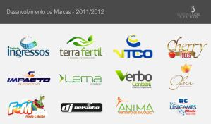 Logos 2012 by digitalgraphics