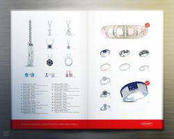 Jewelry catalog by downsign