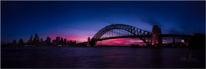 Sydney Harbour Colours by jaybrar