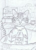 Cats by Dor73