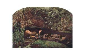 Ophelia Transposed by thecymbalwench