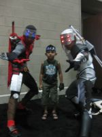 anime expo 2011 by spandy123