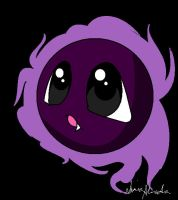 lol gastly by Diana-hiwatari