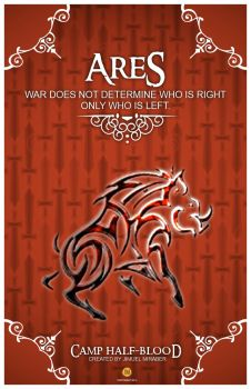 CHB Cabin Poster Ares by jimuelmaurer26