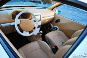Spanish Clio's Interior by DavysGT