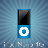 iPod Nano 4G by cruzerDESIGN