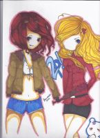2p!fem! America and Canada by TravelersDaughter