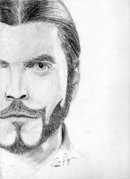 Seneca Crane by jengablocks
