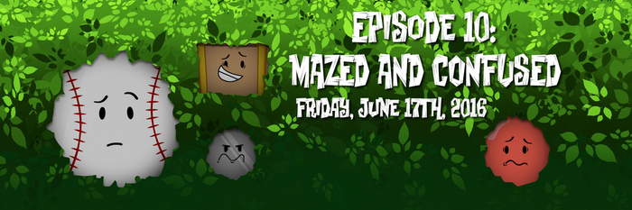 Mazed and Confused: Promo Art 1 by TheTGrodz