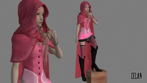 Serah completed by viewdj