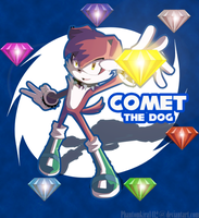 Comet The Dog by PhantomKira1412