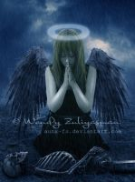 Broken Angel by aunx-fs