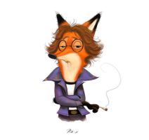 123. Fox Lennon by nik159