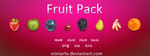 Fruit Pack by Miniartx