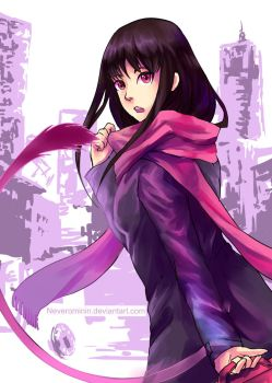 Noragami by Neverominin