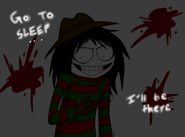 Jeff The Krueger by Comickit