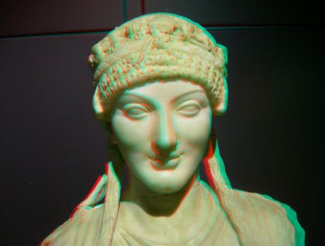 Rome 28 3D Anaglyph by yellowishhaze