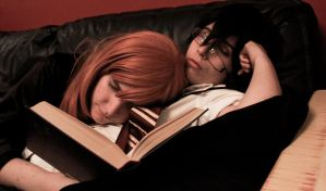 HP - So tired by TSCosplay