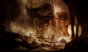 Cavern by Jay-R-Took
