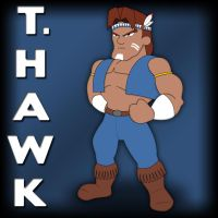 T. Hawk by acer-v