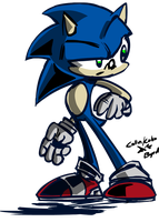 SonicDoodles: Eh? by SkipperWing