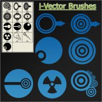 Vector Brush Pack by keldraga